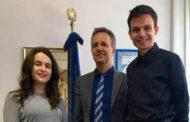 Latino, conoscenza certificata per due studenti del Leopardi - a.s. 2018/2019